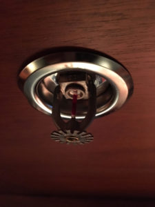 What is the Average Cost for Fire Sprinklers