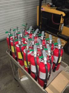 What is the Right Disposal Procedure for a Fire Extinguisher